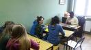 Wolontariusze z zagranicy w naszej szkole-1